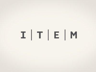 Item 空间项目品牌VI设计作品