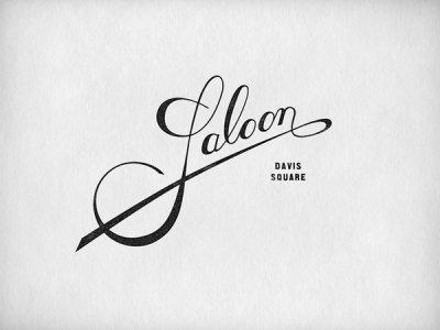 Saloon酒吧视觉VI设计欣赏