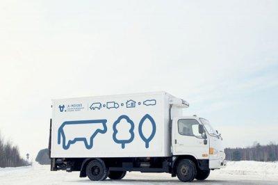 2012欧洲设计金奖作品:A-Moloko品牌设计