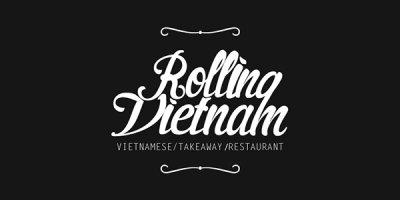 越南外卖餐厅VI视觉形象设计