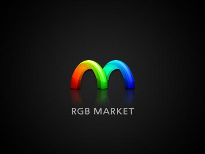RGB三原色logo设计