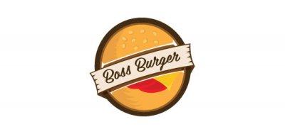34个餐厅logo收藏