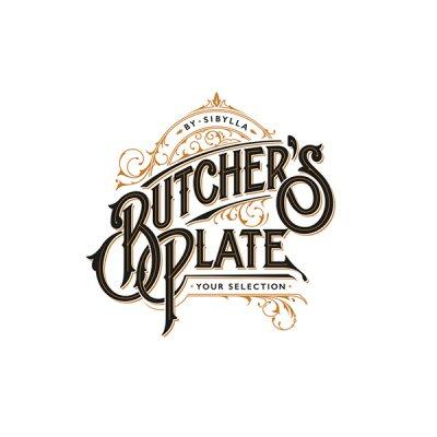 《Butcher's Plate》国外标志设计