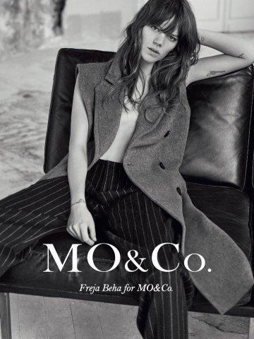 MO&Co.(摩安珂)2015品牌广告大片
