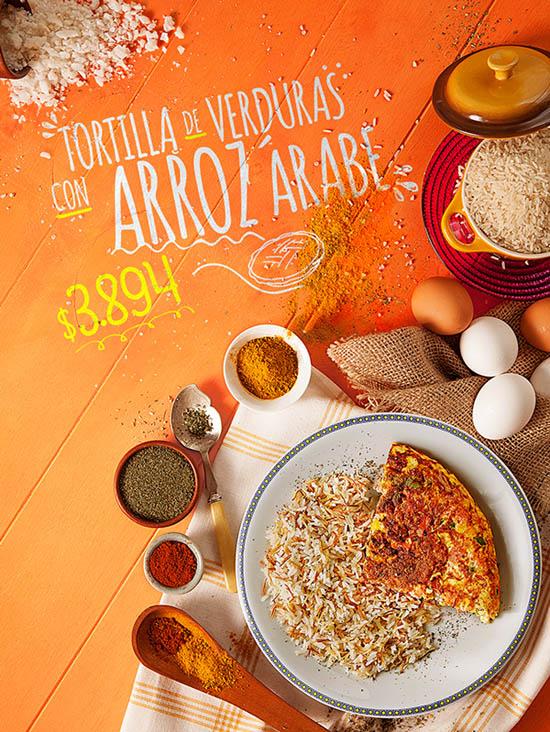 食欲大增的Sysla Osorio摄影海报设计欣赏
