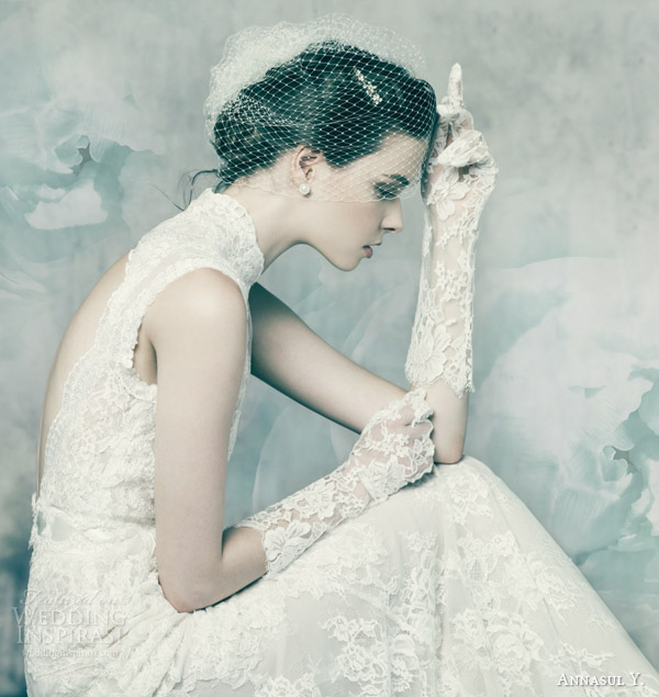 Annasul Y. 2016婚纱系列LookBook