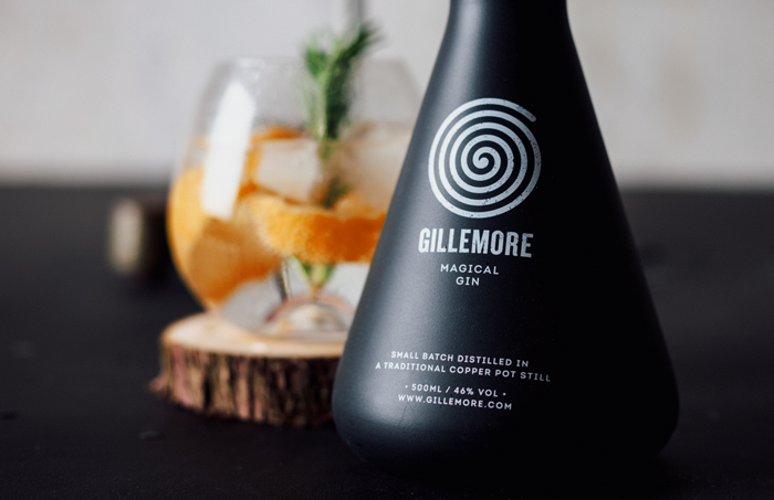 Gillemore杜松子酒包装设计