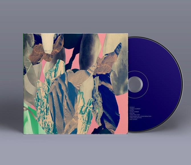 Make me some音乐CD专辑包装设计