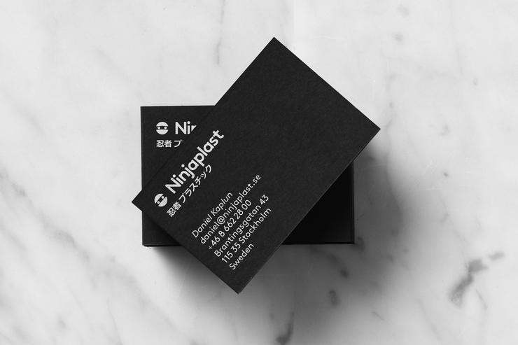 Ninjaplast — 日本保鲜膜包装设计