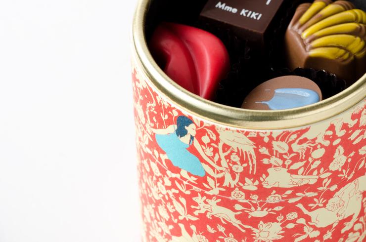 MON CHOCO巧克力VI设计