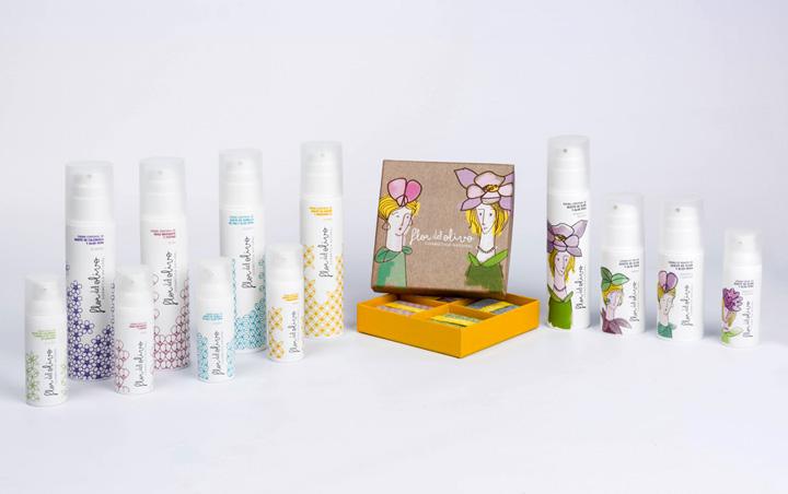 漂亮的化妆品包装设计案例