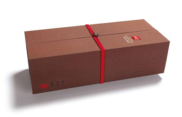 美丽的台湾茶包装设计作品