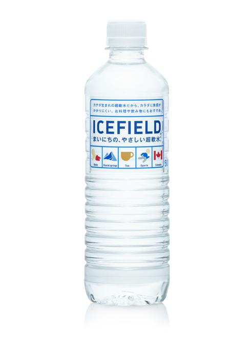 ICE FIELD水包装设计作品