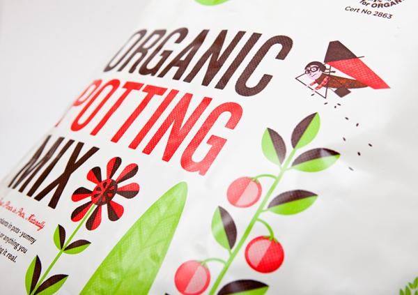Living Earth品牌设计包装设计欣赏