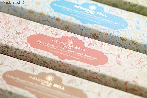潘多拉贝尔创意设计包装设计欣赏