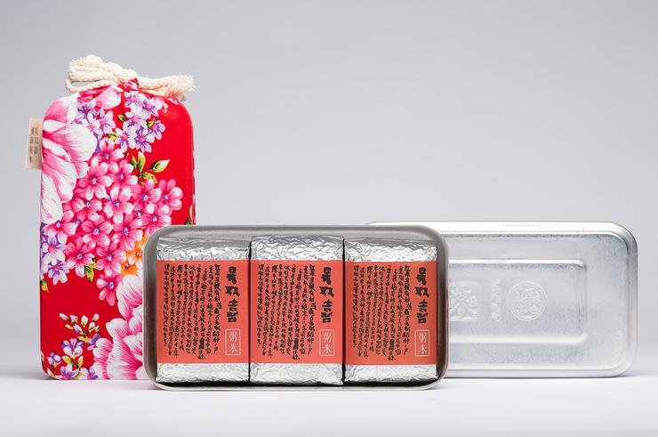 """谷乡古社""""中国好米""""包装设计欣赏作品"""