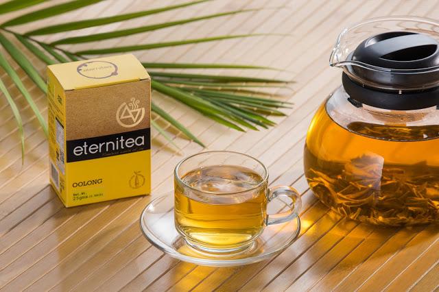 Eternitea茶叶包装设计