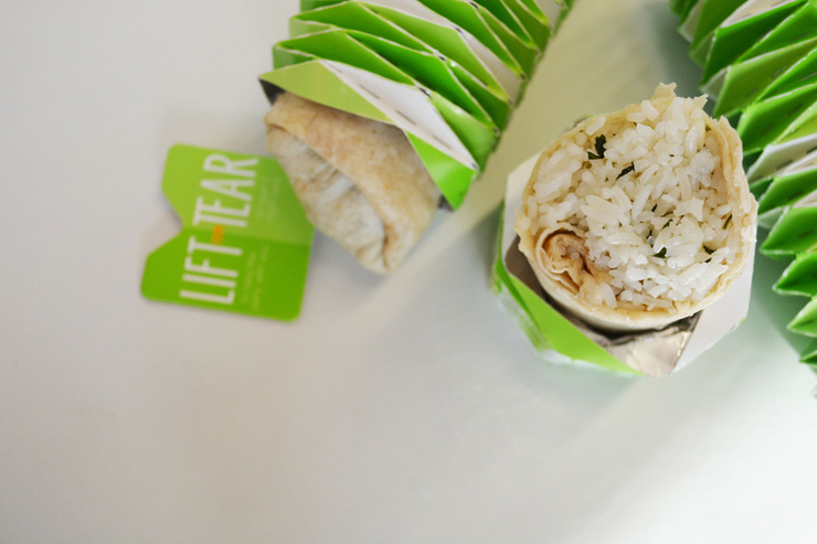 2015NEATO卷饼包装设计