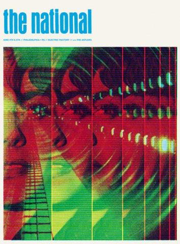 狂想vs协奏-美国设计师Scott Campbell海报设计