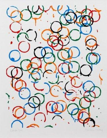 2012伦敦奥运会和残奥会宣传海报设计