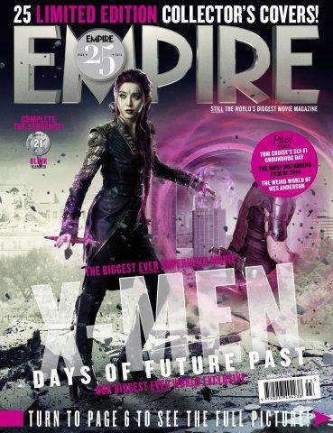 X战警:逆转未来(2014)高清海报