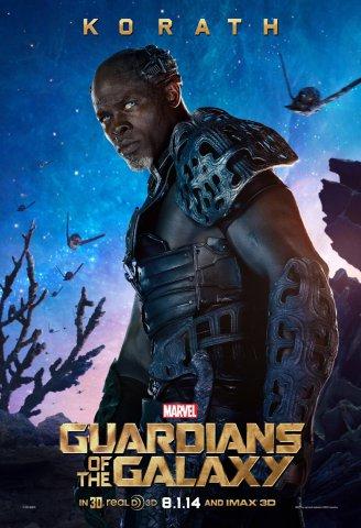 银河护卫队(Guardians of the Galaxy)高清海报
