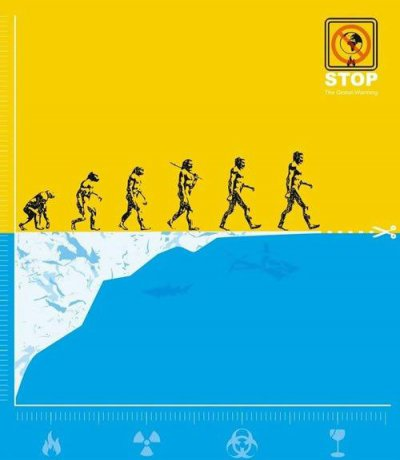 创意公益环保海报设计