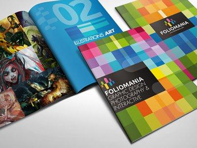 30款精致画册设计欣赏