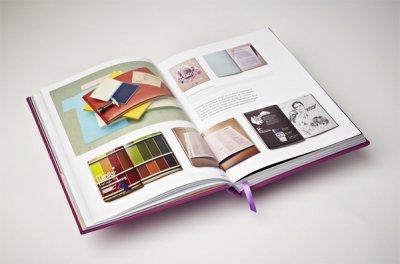 Serial Cut色彩鲜艳的画册欣赏