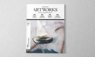 Artworks杂志第二期 编辑设计与艺术指导