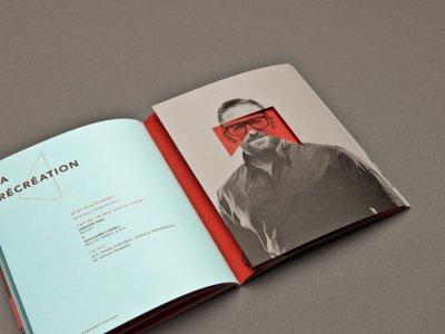 国外Maison剧场画册设计作品欣赏
