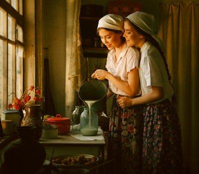乌克兰女摄影师Nika Orlova 摄影作品