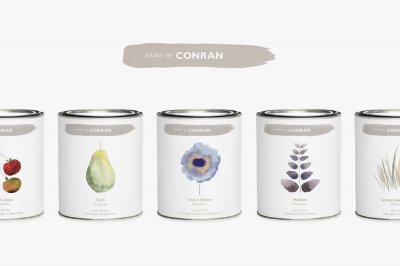 Conran and Partners油漆桶包装