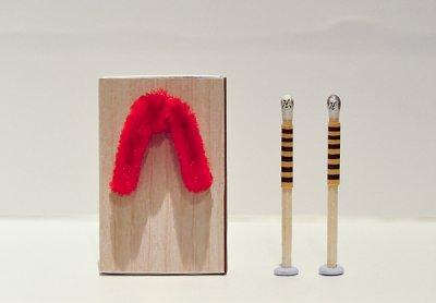 日本火柴盒包装设计