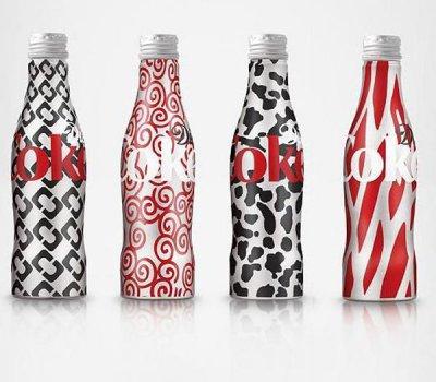Diet Coke健怡可乐包装