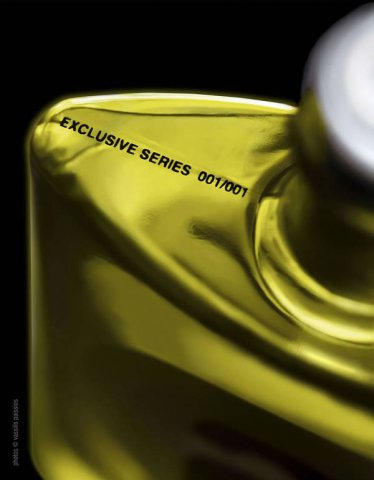 世界首个豪华橄榄油拉姆达油包装设计欣赏