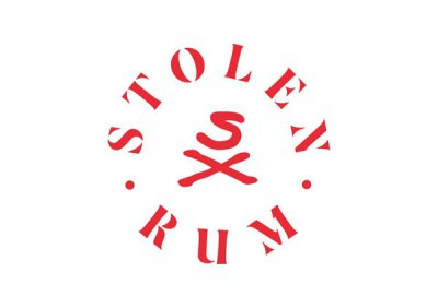 stolen rum品牌包装设计