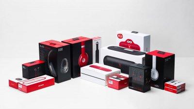 Beats产品包装设计