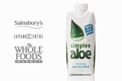 Simplee Aloe 品牌包装设计作品欣赏