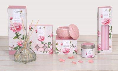 Cottage Rose香水包装