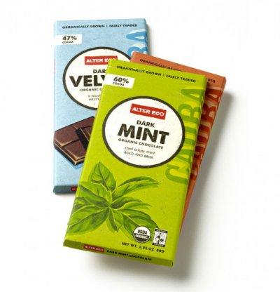 Alter Eco食品包装