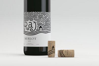 RAJ Winery葡萄酒包装