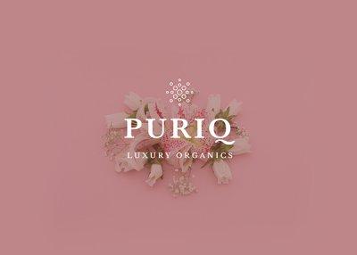 Puriq 女性化妆品包装设计