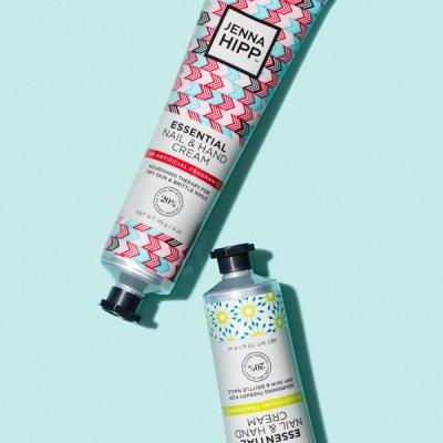Jenna Hipp 护手霜品牌与包装设计作品