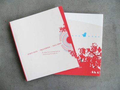 Stacy Getz 书籍装帧设计