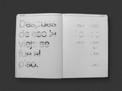Black Book书籍装帧设计