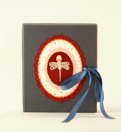 Flower Vision书籍装帧设计欣赏