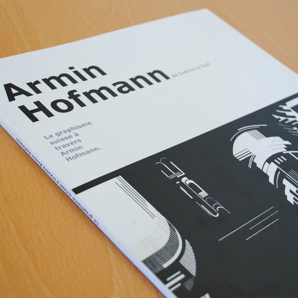 Armin Hofmann书籍设计