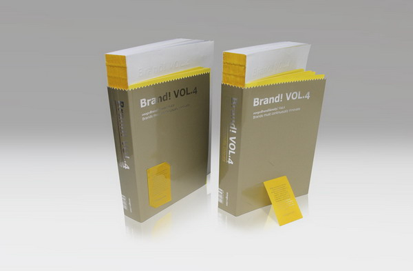 Brand! VOL.4书籍封面与内页排版设计欣赏