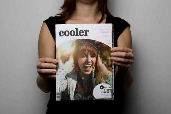 coller杂志封面设计与内页版式设计欣赏